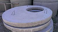 Крышки колодцев бетонные
