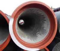 Труба ВЧШГ (RJ) 200 (L= 6 м)