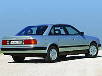 Заднее стекло Audi 100 (в кузове А6) (1991-1994) Комби с привулканизированным молдингом