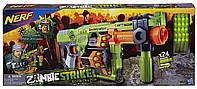 "Бластер Nerf Ордовик (Doominator) B1532 серия Zombie Strike ""Охота на зомби"", фото 1"