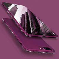 """М'який чохол з камінчиками Swarovski для iPhone 7/8 Plus (5.5""""), фото 1"""