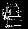 Смеситель TEKA INOX H2 (INX 994) нержавеющая сталь, фото 2