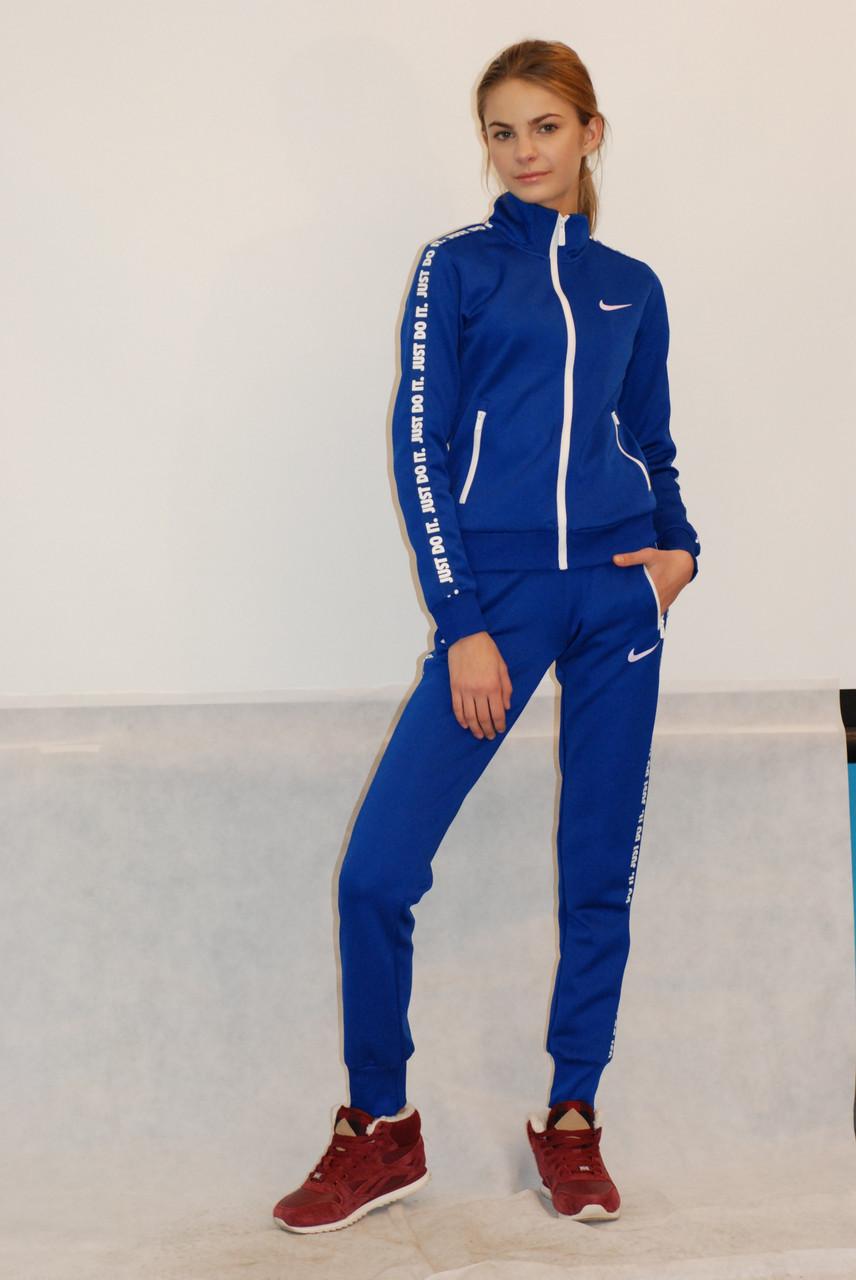 56198233 Женский спортивный костюм Nike ярко синий (863690-2) код 931А, цена ...