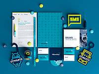 Разработка создание брендбука  (Brand Book)