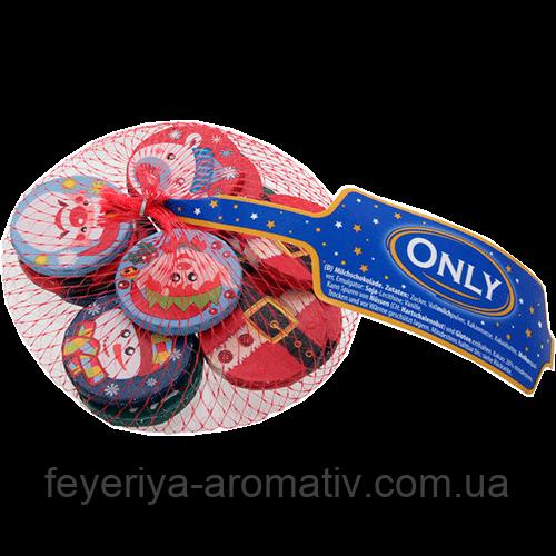Новогодние конфеты Only 85гр (Австрия)