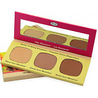 Палитра кoнтурoв 3 в 1 The Balm Story Bahama Mama Three In One
