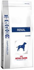 Сухой корм для собак Royal Canin (Роял Канин) RENAL при хронической почечной недостаточности, 2 кг