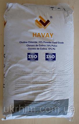 Холин хлорид 70%, фото 2