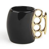 Чашка Кастет черная