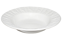 Тарелка для супа 22см Плетеный орнамент