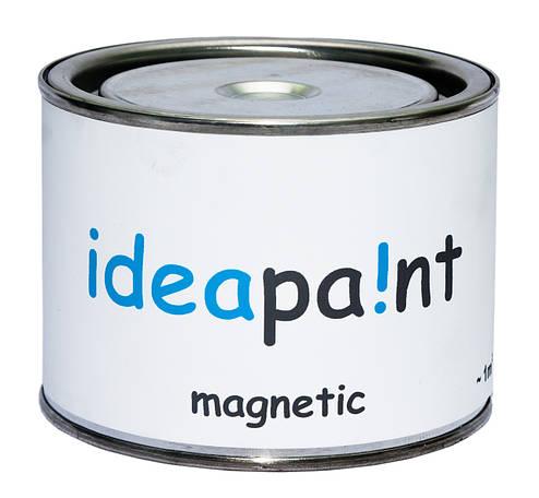 Магнитная краска Ideapaint 0.5л на 1кв.м., фото 2