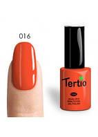 """Гель лак Tertio № 16 """"Beauty"""""""