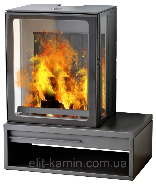 Печь чугунная Plamen Eco Minimal 35