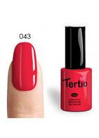 """Гель лак Tertio №  43 """"Beauty"""""""