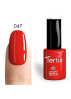 """Гель лак Tertio №  47 """"Beauty"""""""