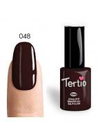 """Гель лак Tertio №  48 """"Beauty"""""""