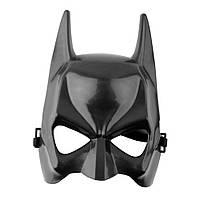 """Маска пластиковая для карнавала, утренника """"бэтмен"""""""