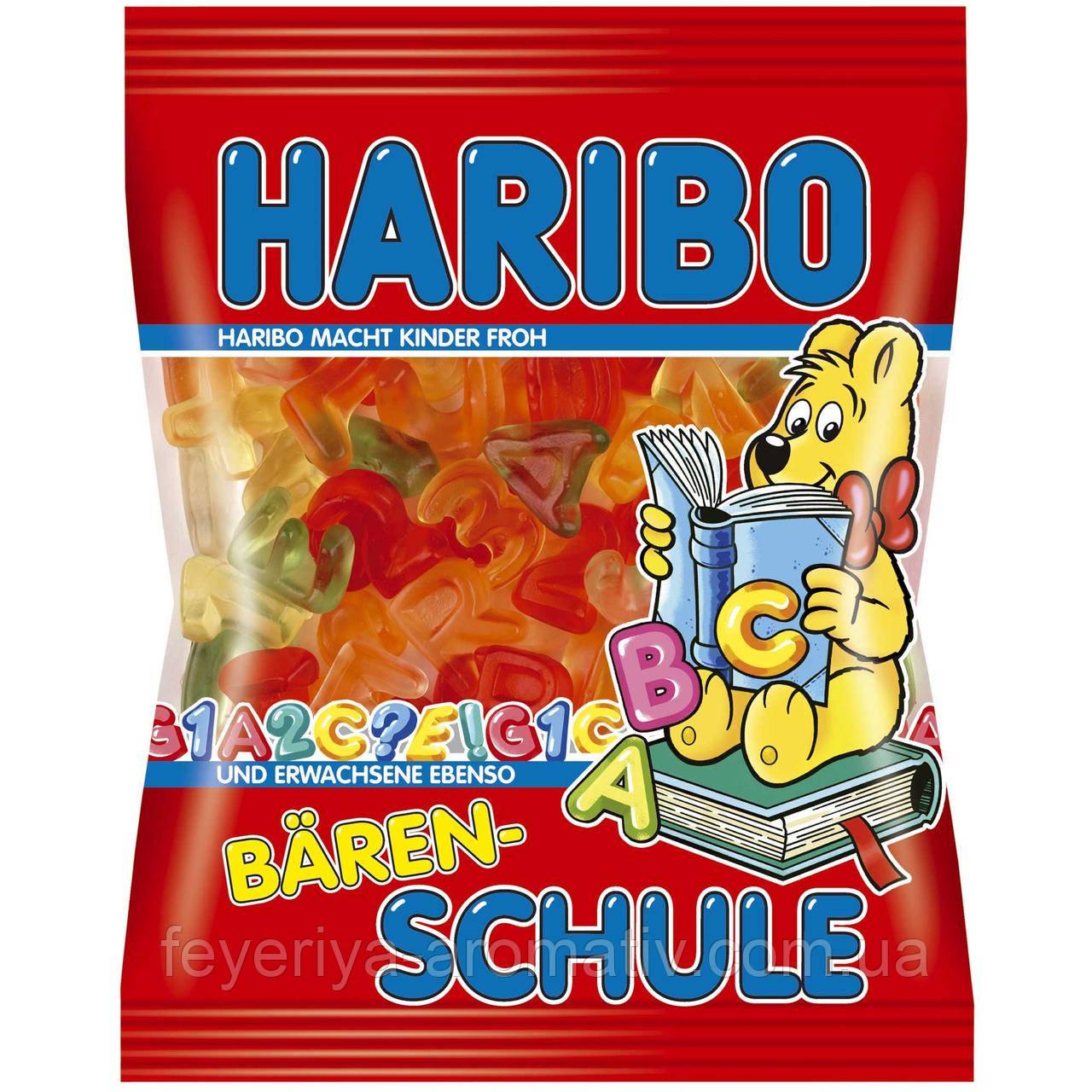 Желейные конфеты Haribo Baren-Schule  200гр. (Германия)