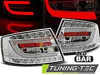 Задние фонари на Audi A6 C6 2004-2008 Фишка на 6 PIN