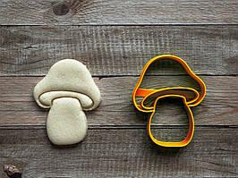Гриб - Форма для печива і пряників