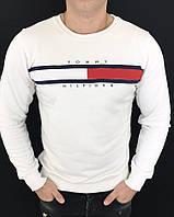 Кофта мужская Tommy Hilfiger D2508 белая