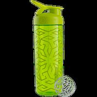 Шейкер Blender Bottle Sleek, 820 мл (зеленый)
