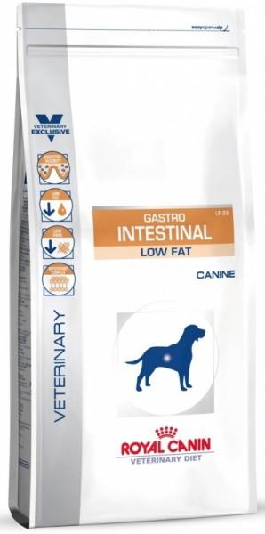 Корм Royal Canin (РОЯЛ КАНІН) GASTRO INTESTINAL LOW FAT дієта з обмеженим вмістом жирів