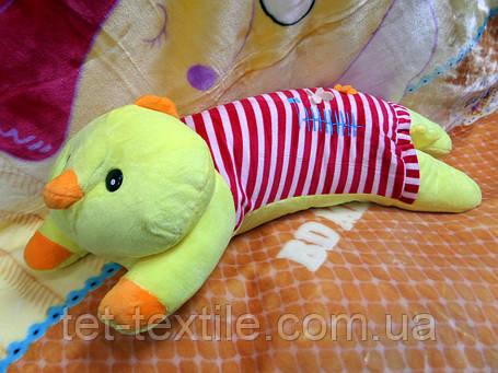 Плед - мягкая игрушка 3 в 1 (Утенок), фото 2