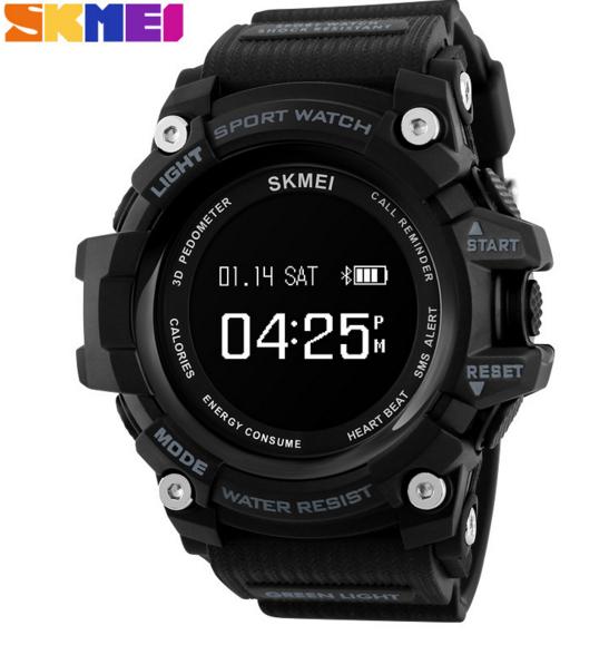 Часы наручные SKMEI 1188 Bluetooth black