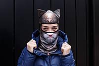 Маска, Балаклава сердитый кот