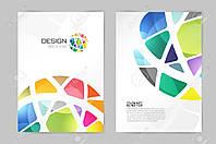 Разработка дизайна флаера