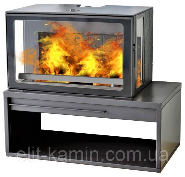 Печь чугунная Plamen Eco Minimal 50