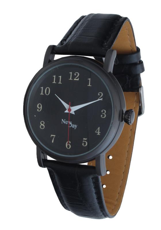 Годинник чоловічий класичний з арабською цифрою NewDay