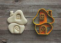 Хатка Гнома - Форма для печива і пряників