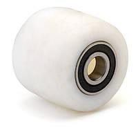 Ролик для рокли 70x60 поліамід з кульковими підшипниками