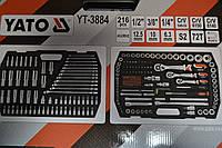 Набір інструментів 216 од. Yato YT-38841, фото 1