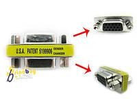 Адаптер VGA (мама) — VGA (мама)