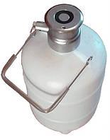 Емкость промывочная EGE, 5 л., пластиковая, с одной горловиной