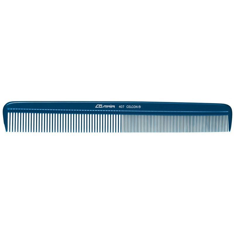 Comair Расческа для завивки 407 Blue line