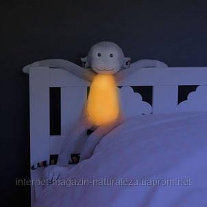 Музыкальная мягкая игрушка MAX с ночником Zazu, фото 2