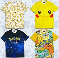 """Футболка детская 3D """"Pokemons/Покемоны"""" (р.110-140), фото 1"""