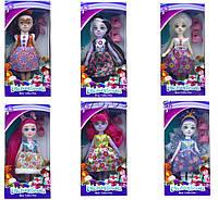 Кукла Enchantimals 2170 с аксессуарами: 6 видов
