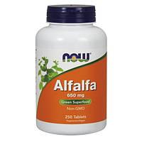 Alfalfa 650mg 250 tabs