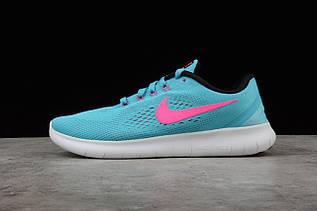 Кроссовки женские Nike Free Rn / NKR-888 (Реплика)
