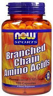 Branched Chain Amino Acids 120caps