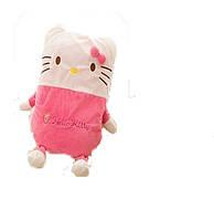 "Одеяло флисовое десткое DoDoLu ""Китти"" 110*165 (toy-089 Китти)"