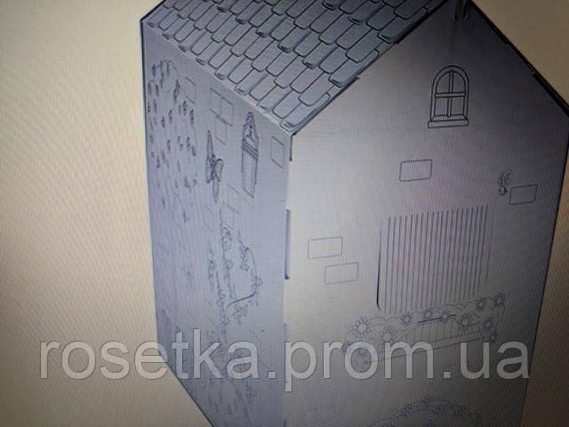 невеликий будиночок