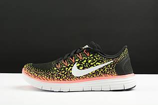 Кроссовки женские Nike Free Rn Distance / NKR-900 (Реплика)