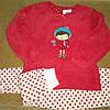Пижама махровая Primark для девочки