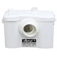 Установки канализационные бытовые+Sprut+WCLift 600/2FHot